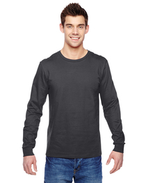 Fruit of the Loom Adult 4.7 oz. Sofspun® Long-Sleeve T-Shirt