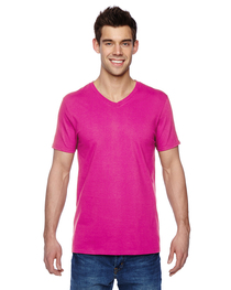 Fruit of the Loom Adult 4.7 oz. Sofspun® V-Neck T-Shirt