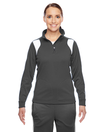Team 365 Ladies' Elite Performance Quarter-Zip