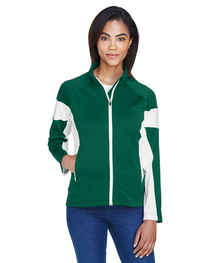 Team 365 Ladies' Elite Performance Full-Zip