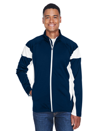 Team 365 Men's Elite Performance Full-Zip