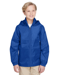 Team 365 Youth Zone Protect Lightweight Jacket