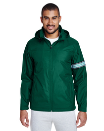 Team 365 Men's Boost All-Season Jacket with Fleece Lining