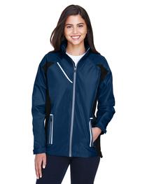 Team 365 Ladies' Dominator Waterproof Jacket