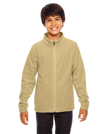 Team 365 Youth Campus Microfleece Jacket