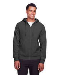 Team 365 Adult Zone HydroSport™ Heavyweight Full-Zip Hooded