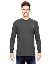 Dickies Men's 6.75 oz. Heavyweight Work Long-Sleeve T-Shirt