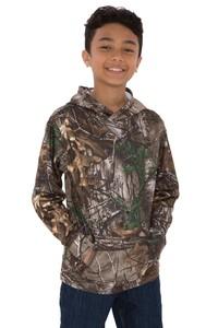 ATC™ Realtree® Tech Fleece Hooded Youth Sweatshirt
