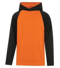 ATC™ Game Day™ Fleece Two Tone Hooded Youth Sweatshirt