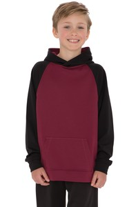 ATC™ Game Day™ Fleece Two Tone Hooded Youth Sweatshirt
