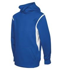 ATC™  Ptech® Fleece Varcity Hooded Youth Sweatshirt