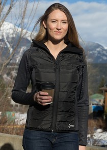 Dryframe® Dry Tech Insulated Fleece Ladies' Jacket