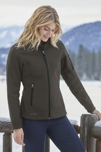 Eddie Bauer® Rugged Ripstop Soft Shell Ladies' Jacket