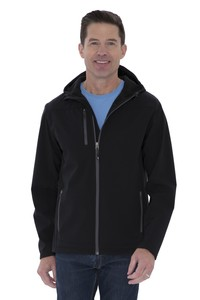 Coal Harbour® Essential Hooded Soft Shell Jacket