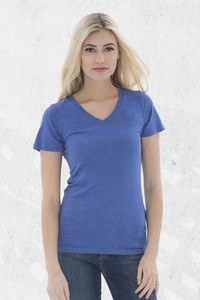 Koi® Triblend V-neck Ladies' Tee