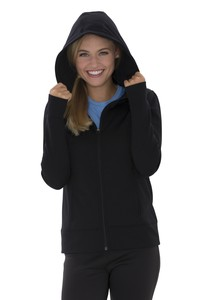 ATC™  Game Day™ Fleece Full Zip Hooded Ladies' Sweatshirt