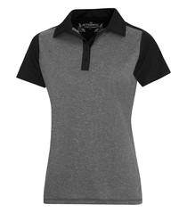 ATC™  Pro Team Heather Perform Col Block Ladies' Sport Shirt