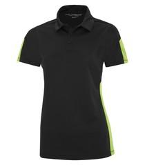 Coal Harbour® Everyday Colour Slice Ladies' Sport Shirt