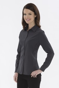 Coal Harbour® Performance Woven Ladies' Shirt