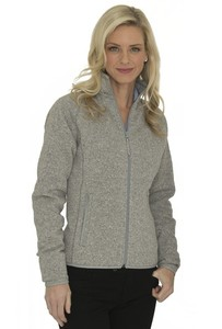 Coal Harbour® Sweater Fleece Ladies' Jacket